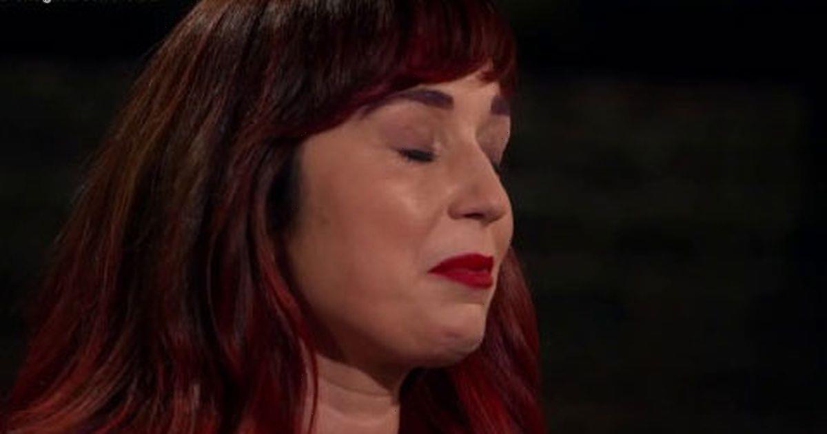 Dragons' Den hopeful breaks down in tears during pitch in heartbreaking scenes