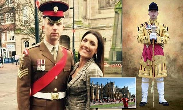 Drum major dropped from Prince Philip's funeral 'after X-rated videos'
