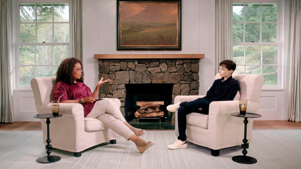 Elliot Page Talked to Oprah to Help Save Trans Kids' Lives