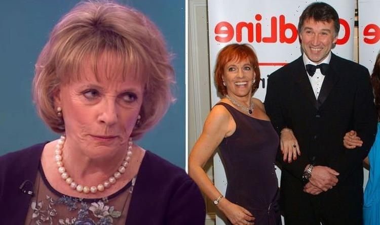 Esther Rantzen calls out co-star's 'bad mood' as he admits they're 'just about' speaking