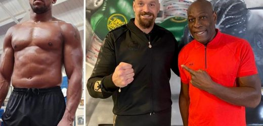 Frank Bruno tips 'underestimated' Tyson Fury to beat Anthony Joshua as AJ 'still has a lot to learn'