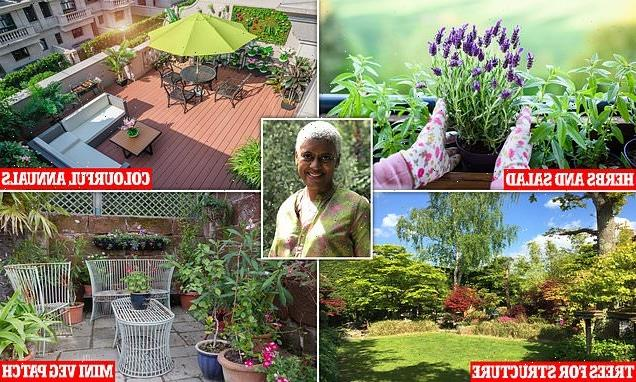Gardener's World presenter tips on how to make the most of your space