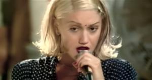 "Gwen Stefani Added ""a Little Bit of Blake"" While Rewearing Her ""Don't Speak"" Video Dress"