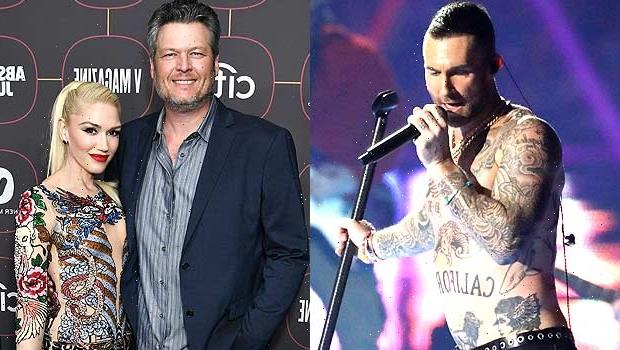 Gwen Stefani Reveals 'Simple' Wedding Plans With Blake Shelton & If Adam Levine Will Perform
