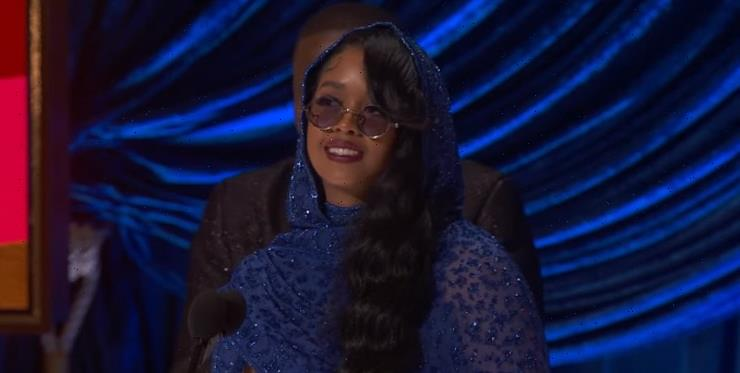 H.E.R. Wins Best Original Song for 'Fight For You' at Oscars 2021 – Watch!