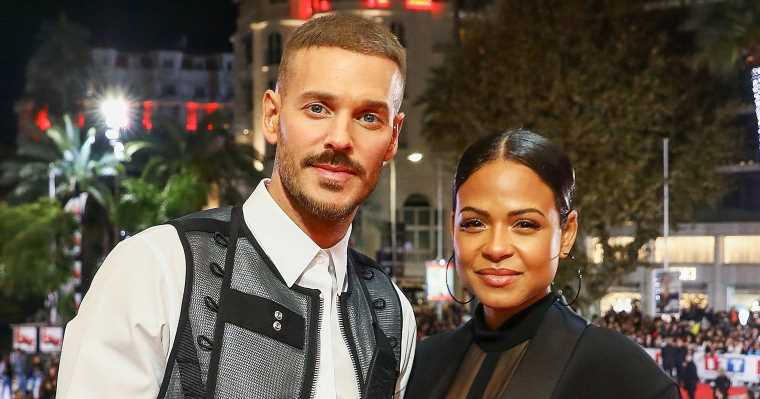 He's Here! Christina Milian Gives Birth to 3rd Child