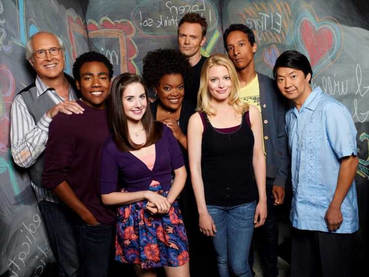 Here's What the 'Community' Cast Talks About Every Morning