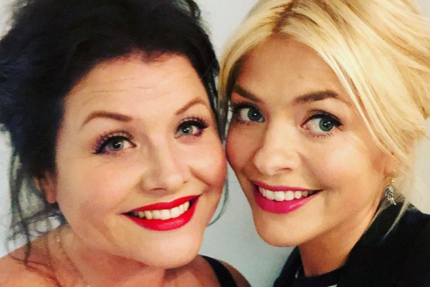 Holly Willoughby's sister Kelly reveals sweet nickname she's given star as she says she's 'beyond proud' of her new book