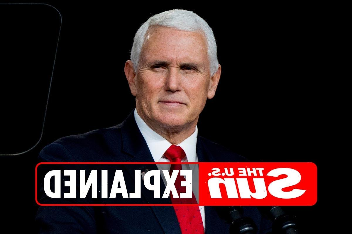 How old is Mike Pence? – The Sun