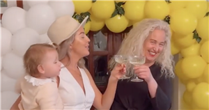 Inside Lydia Bright's mum Debbie's 60th birthday celebrations including stunning decorations and scrumptious food