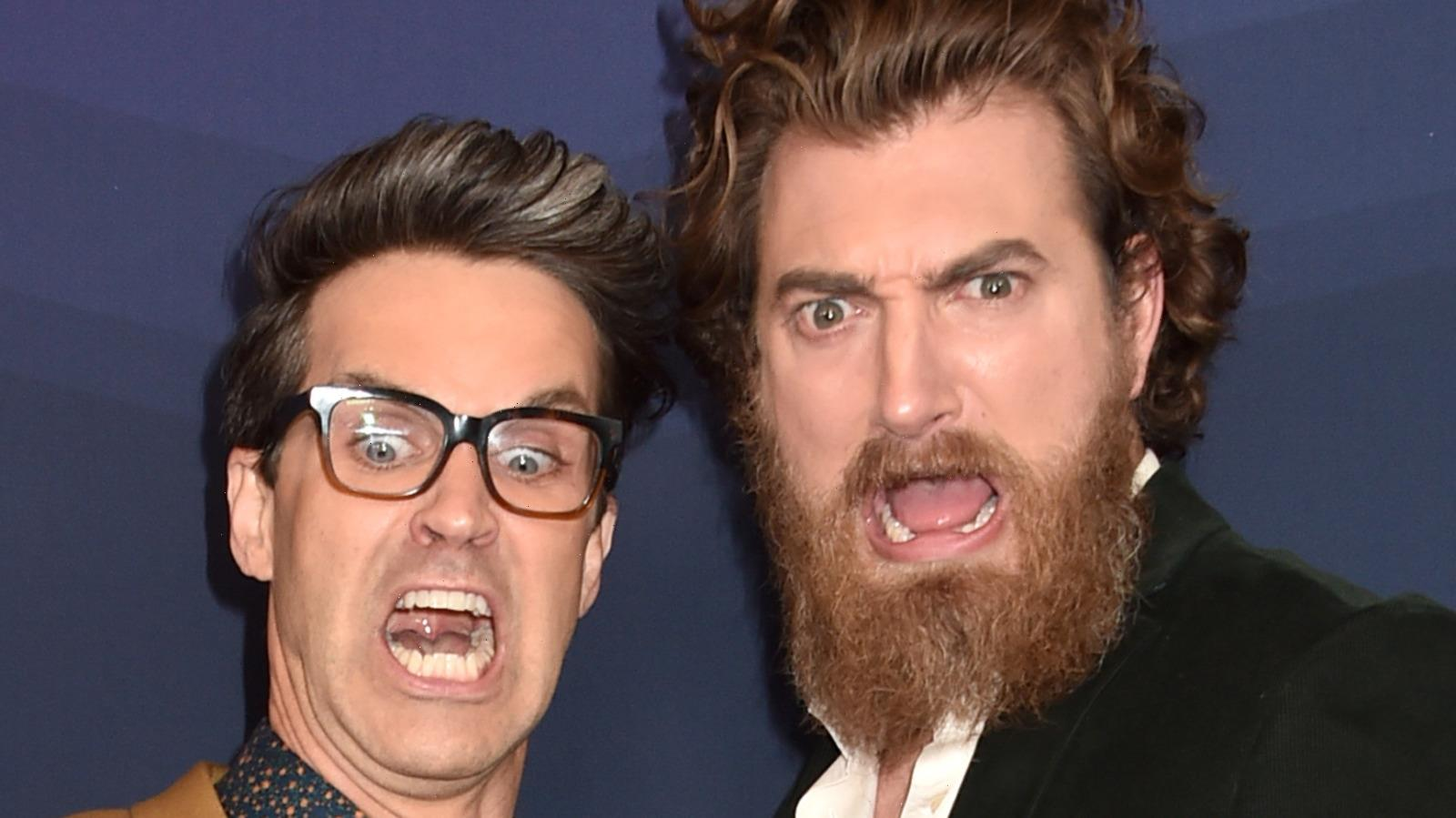 Inside The Real-Life Friendship Of Good Mythical Morning's Rhett And Link