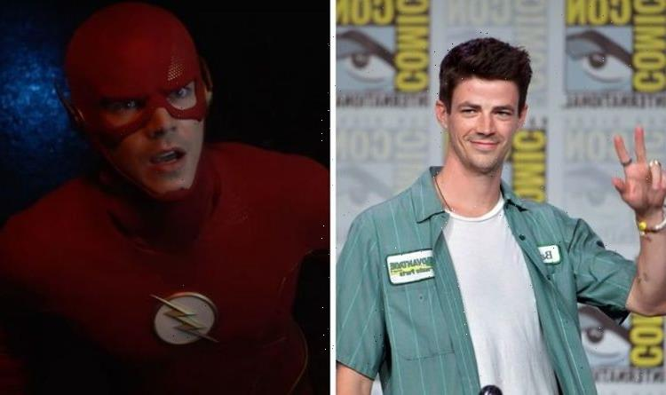 Is Grant Gustin leaving The Flash?