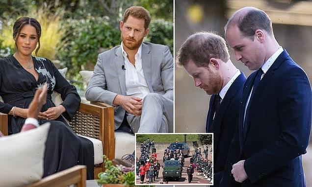 JAN MOIR: Why the hell SHOULD William forgive Harry?