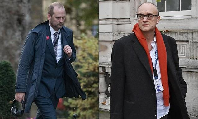 Jack Doyle is the No 10 official accused by Dominic Cummings
