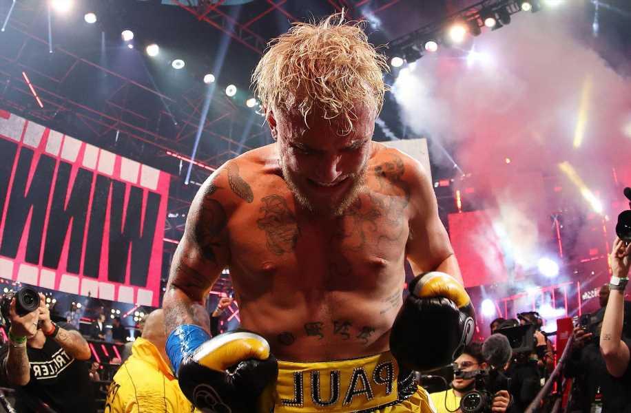 Jake Paul destroys Ben Askren in first-round knockout