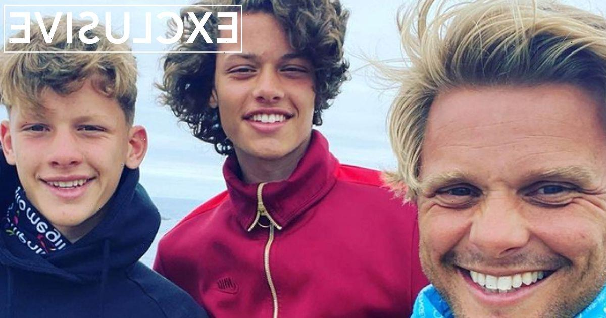 Jeff Brazier shares the advice he would give himself on raising sons Bobby and Freddy after Jade Goody died