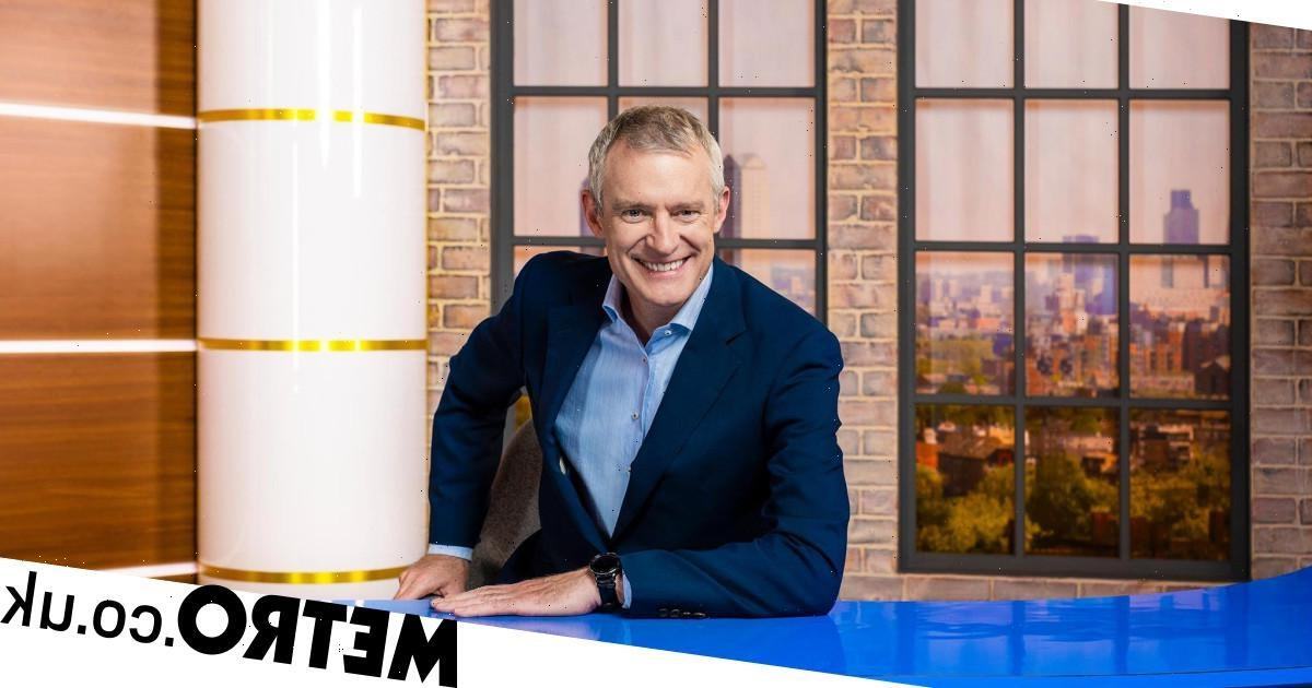Jeremy Vine accused of 'race-baiting' after Prince Philip funeral comment