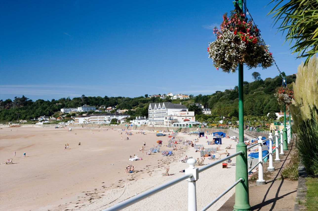 Jersey reopens to holidaymakers from today – but Brits from certain counties have to quarantine