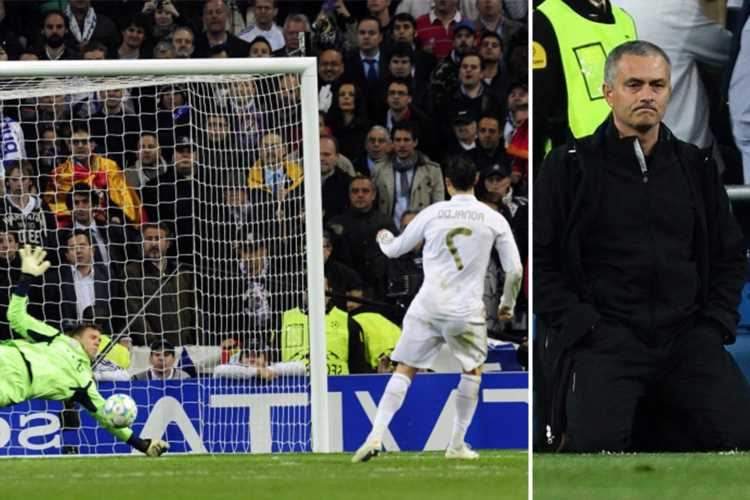 Jose Mourinho claims Bayern loss while Real Madrid boss after Cristiano Ronaldo penalty miss was his saddest moment – The Sun