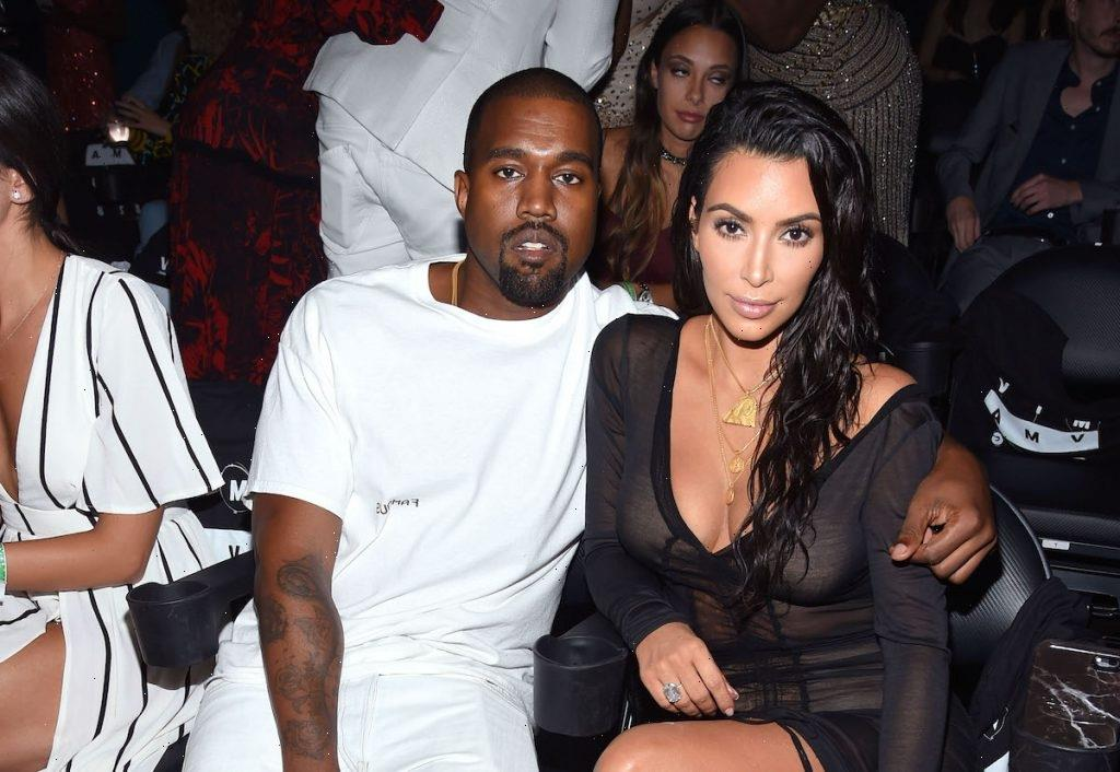 Kanye West Just Reacted to Kim Kardashian West's Divorce Filing With His Own Paperwork