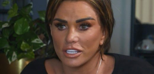 Katie Price shocked as surgeon refuses to work on her 25 years after giving her first boob job