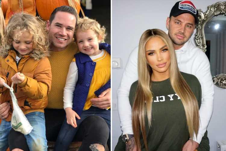 Katie Price's furious ex Kieran Hayler reveals he's never met his kids' 'new stepdad' Carl Woods