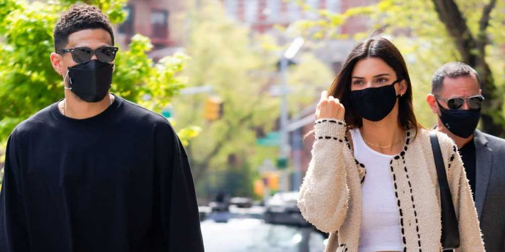 "Kendall Jenner Is Reportedly the ""Happiest"" She's Been In a Relationship with Devin Booker"