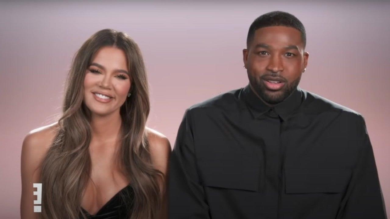 Khloe Kardashian and Tristan Thompson Hunt Aliens in 'KUWTK' Date