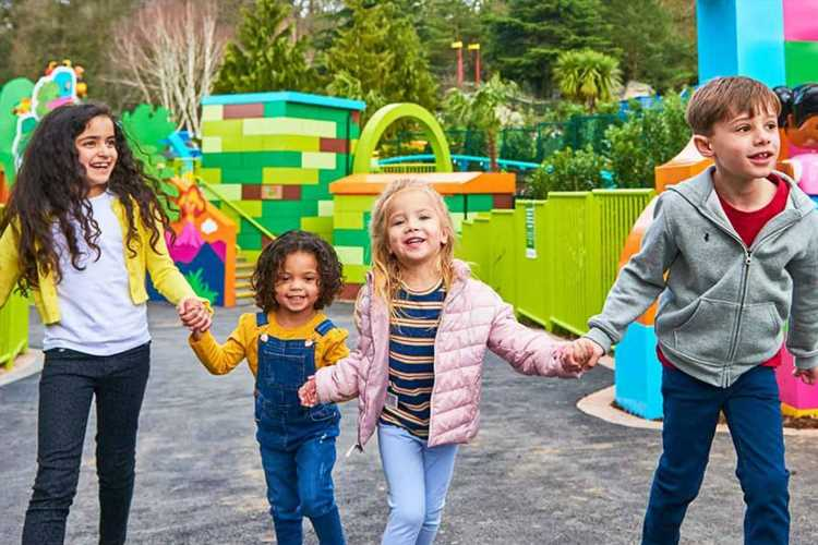 Kids Go FREE on selected Legoland short breaks from £33pp – just in time for its new land Lego Mythica