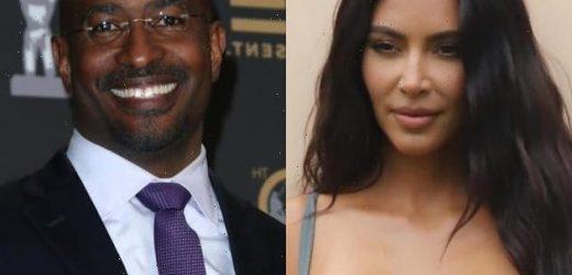 Kim Kardashian: Dating CNN Anchor Van Jones?!