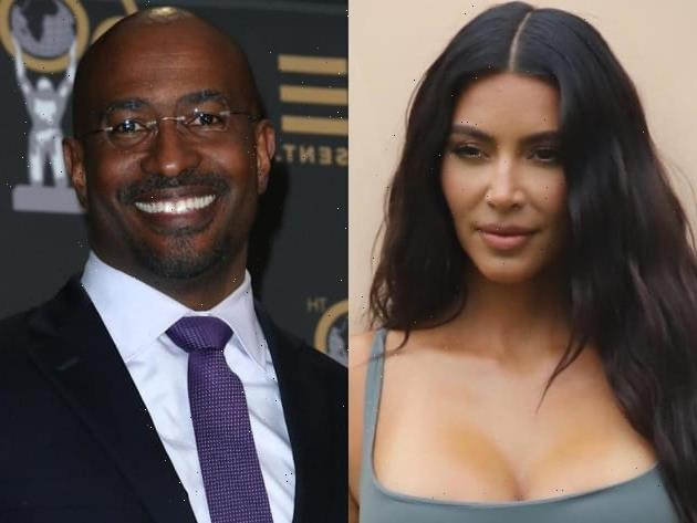Kim Kardashian: Dating CNN Anchor Van Jones?!