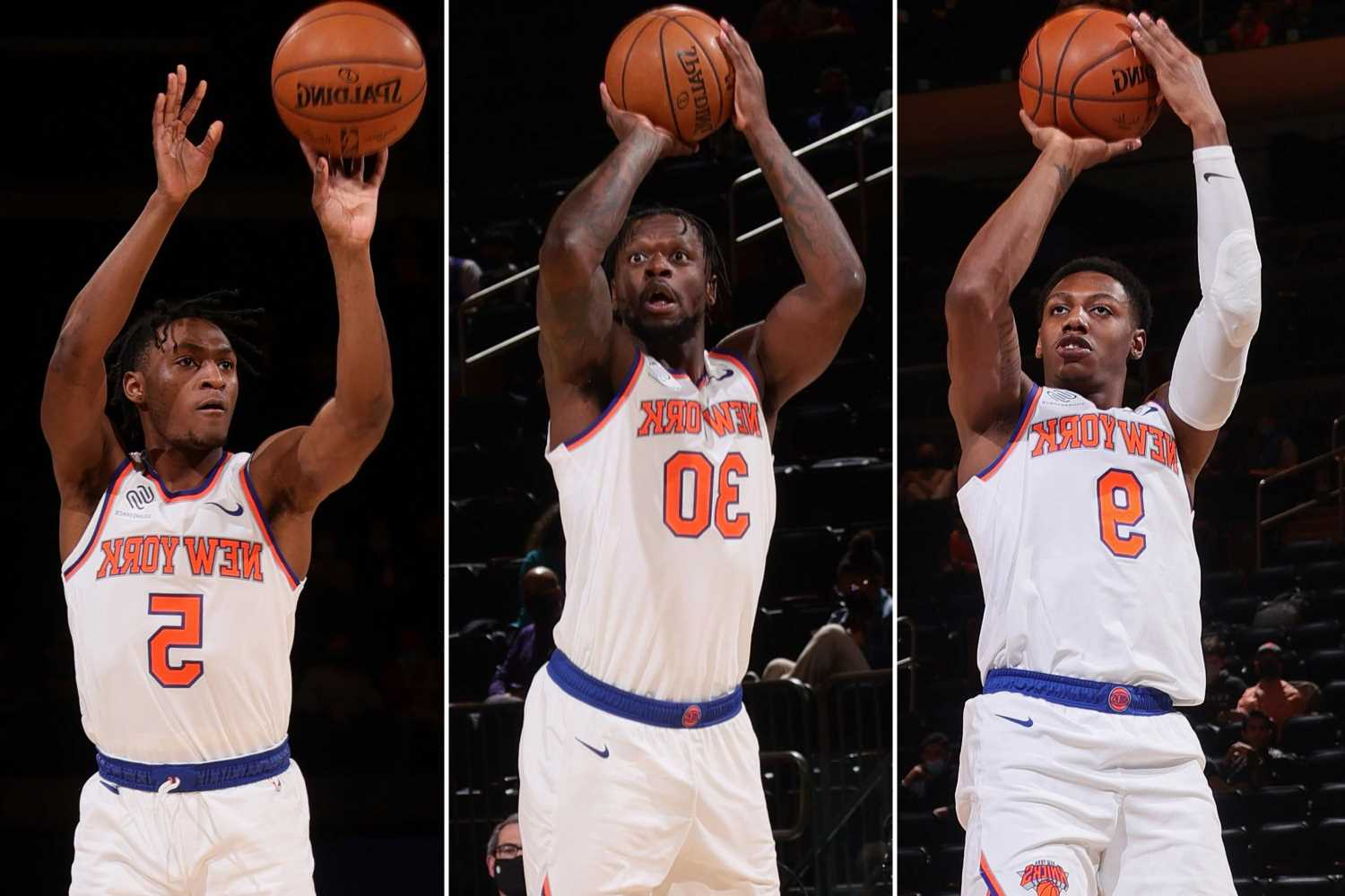 Knicks' late-night shooting sessions have changed everything