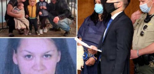 Liliana Carrillo latest news: 'Killer mom' insists she's INNOCENT in first court appearance for carjacking charges