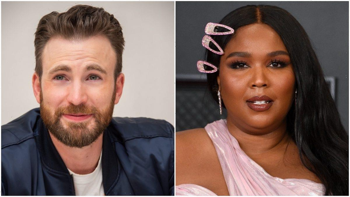 Lizzo Gives an Update on Her and Chris Evans' Social Media Exchange After Drunkenly Sliding Into His DMs