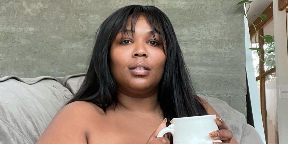 "Lizzo Shares ""Unedited"" Nude Selfie To ""Change The Conversation About Beauty Standards"""