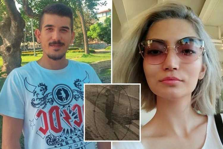Man 'strangled his girlfriend to death during sex then fed her cat and left her flat waving at CCTV camera'