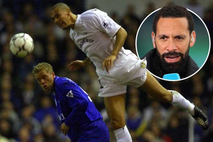 Man Utd legend Rio Ferdinand reveals he turned down Chelsea and joined Leeds as London was 'a distraction'