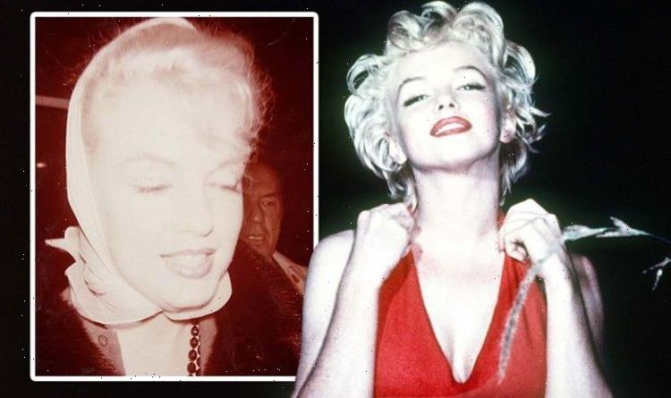 Marilyn Monroe unmasked: 'Previously unseen' photographs of Hollywood legend unveiled