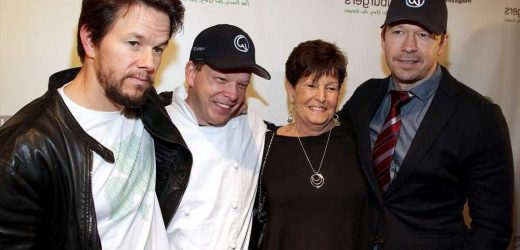 Mark and Donnie Wahlberg's mother, Alma, dead at 78