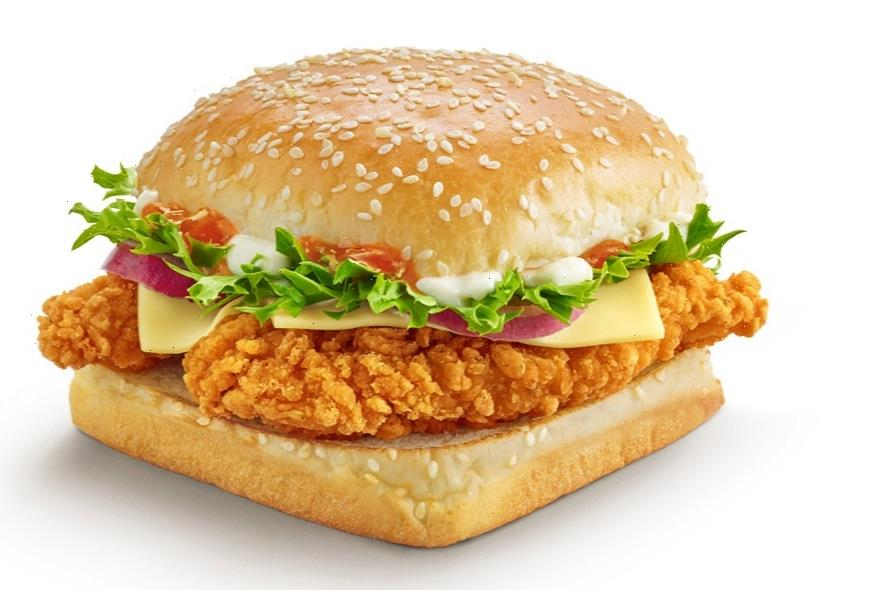 McDonald's is adding five items to its menu next week including the chicken deluxe and bacon clubhouse double burger
