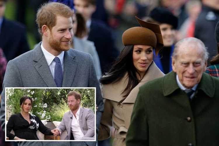 Meghan Markle and Prince Harry have 'regrets' about Oprah interview following Prince Philip's death