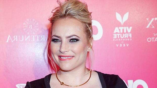 Meghan McCain Won't Be Friends With Exes: 'If You've Seen Me Naked We Don't Need To Catch Up'