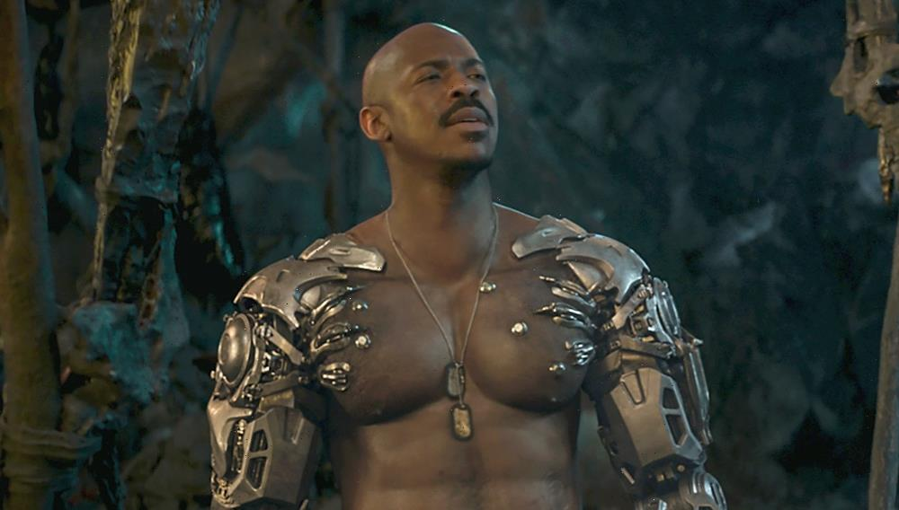 Mehcad Brooks Reveals His Girlfriend's Reaction to His 'Mortal Kombat' Body Transformation