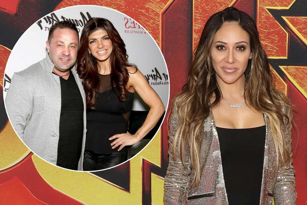 Melissa Gorga: Teresa Giudice was unhappy for 10 years with Joe Giudice