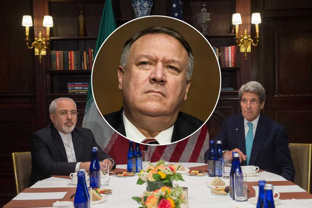Mike Pompeo demands John Kerry explain his discussions with Iran