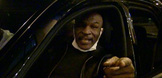 Mike Tyson Says He's Fighting Lennox Lewis In September!