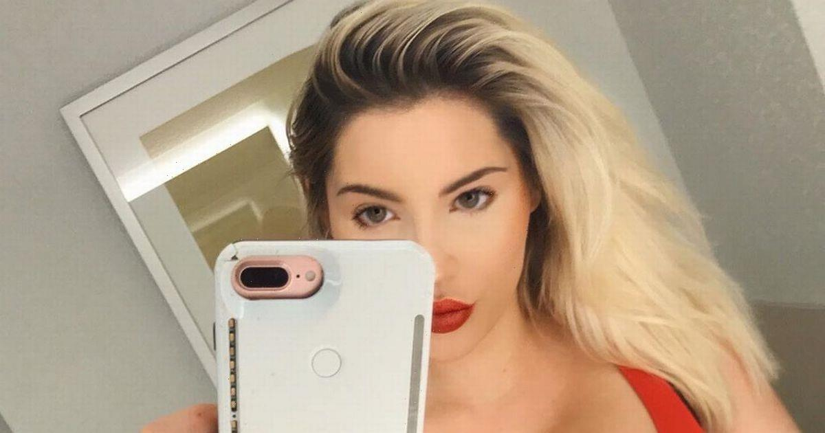 Model's botched butt lift warning after £5k op leaves her with 'enormous' bum
