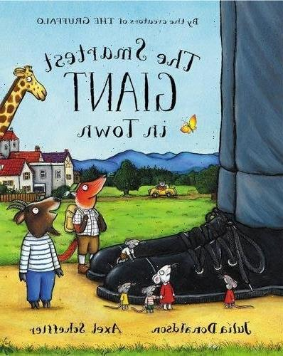 Mum in hysterics after spotting VERY cheeky detail in Julia Donaldson book & people are stunned they've never noticed it