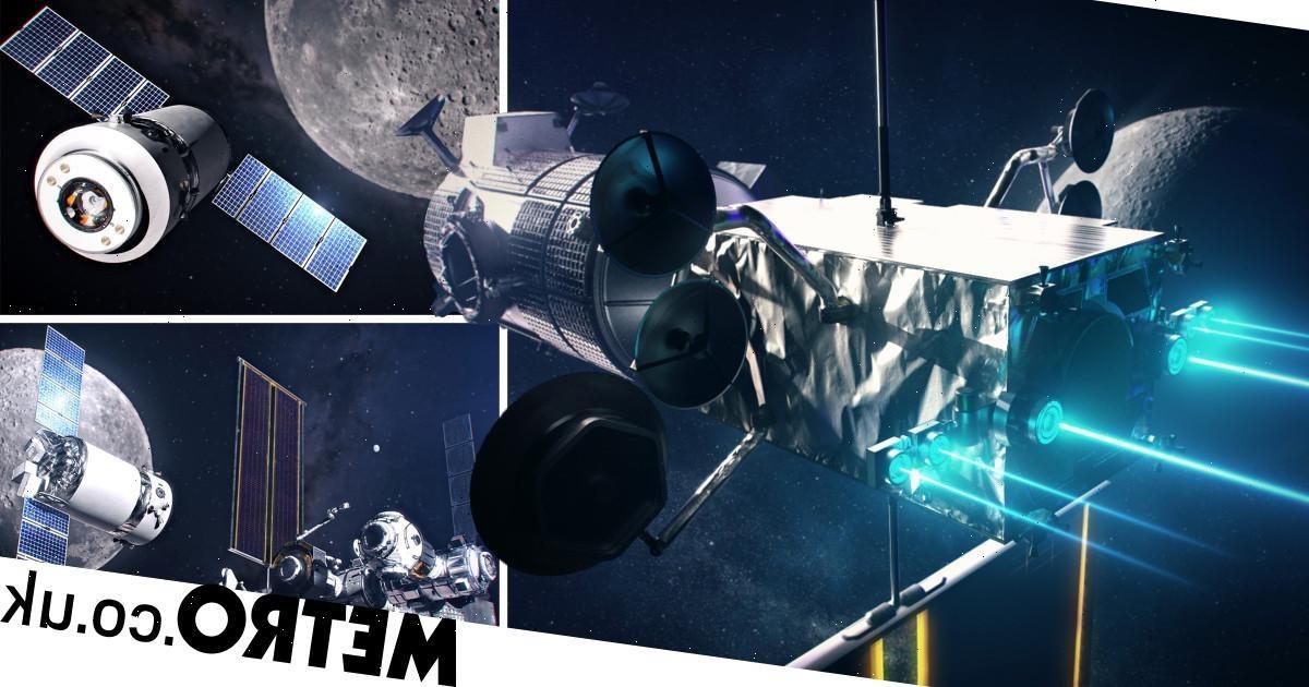 Nasa shows off next generation 'Lunar Gateway' space station