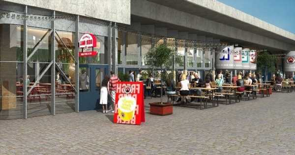 New Bavarian-inspired beer hall to open with 24 taps and exclusive food menu